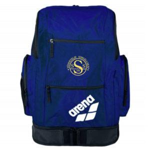 Ryggsäck, blå